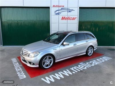 gebraucht Mercedes C320 Clase CCDI 4MATIC Avantgarde Auto Estate