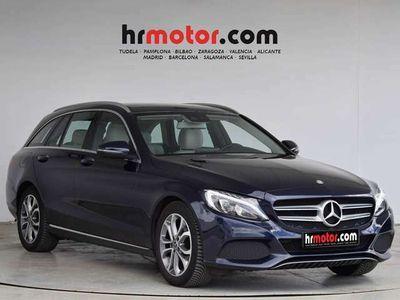 usado Mercedes C200 ClaseBreak d
