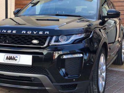 usado Land Rover Range Rover evoque 2.0TD4 HSE Dynamic 4WD Aut. 150