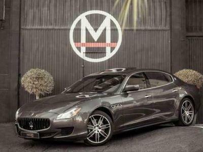 usado Maserati Quattroporte