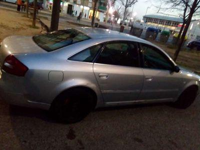 brugt Audi A6 2.5TDI 6vel.