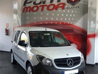 usado Mercedes Citan 109 CDI Tourer Base Largo BE