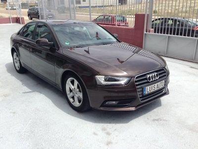 usado Audi A4 2.0 TDI 143cv S line edition