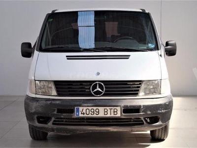 usado Mercedes Vito 110cdi 2.2td F 4p. -02