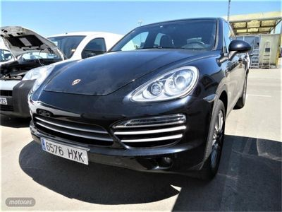 gebraucht Porsche Cayenne Diesel Platinum Edition Aut.