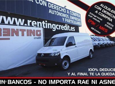 usado VW Transporter Furgon PRO Largo TA 2.0 TDI BMT 140CV
