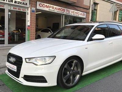usado Audi A6 Avant 3.0 Bi TDI 320cv quattro tiptronic