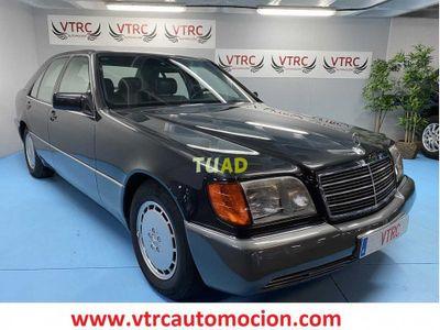 usado Mercedes 500 Clase S