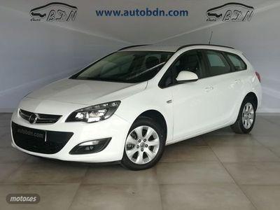 usado Opel Astra ST 1.6CDTi Business + 110