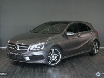 usado Mercedes A180 Clase ABlueEFFICIENCY AMG Sport