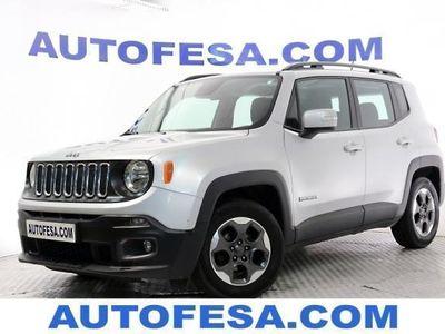usado Jeep Renegade 1.6 MJet 120cv Longitude 4x2 5p #IVA,NAVI