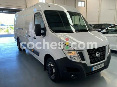 usado Nissan NV400 Fg. 2.3dci 145 L4h2 3.5t Rwd Comfort Rg 145 cv en Madrid