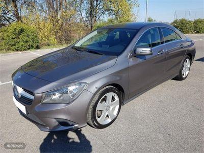 usado Mercedes CLA220 Clase CLACDI Aut. Urban