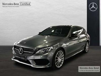 usado Mercedes C43 AMG ClaseAMG 4M ESTATE
