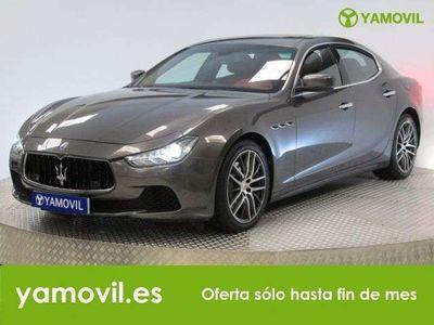 usado Maserati Ghibli S Aut.