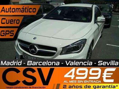 usado Mercedes CLA250 ClaseSport 7G-DCT