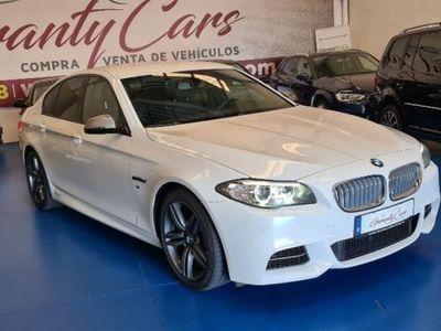 usado BMW M550 Serie 5 dA xDrive