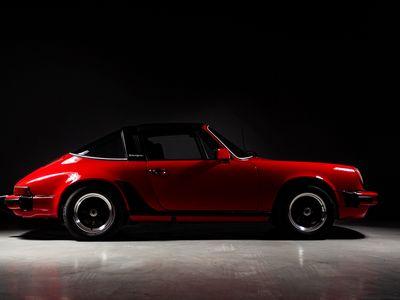 usado Porsche 911SC TARGA