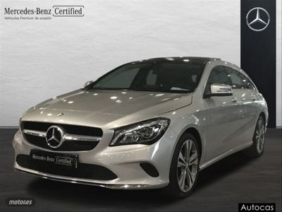 usado Mercedes CLA200 Shooting Brake d 7G-DCT