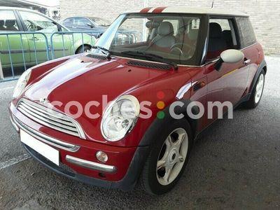 usado Mini Cooper 115 cv en Murcia