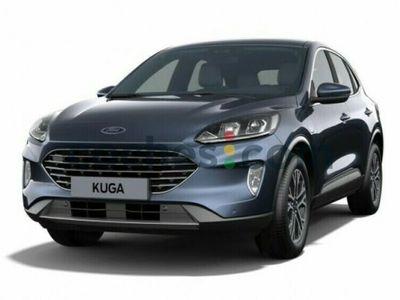 usado Ford Kuga 2.5 Duratec Phev Titanium 4x2 225 cv en Madrid