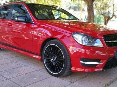 used Mercedes C250 Estate CDI BE