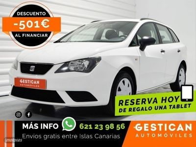 usado Seat Ibiza ST 1.2 TSI 85cv Reference