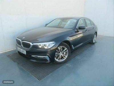 usado BMW 530 Serie 5 D xDrive Luxury Line