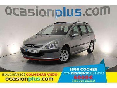 usado Peugeot 307 Break 2.0 HDi XR (90 CV)