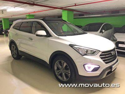 gebraucht Hyundai Grand Santa Fe 2.2CRDi Style 4x4 Aut.