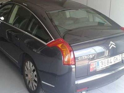 usado Citroën C6 2.2HDi Exclusive 170