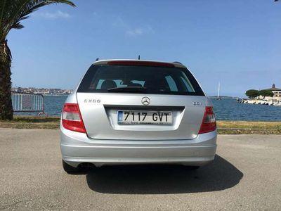 usado Mercedes C200 Estate CDI Classic