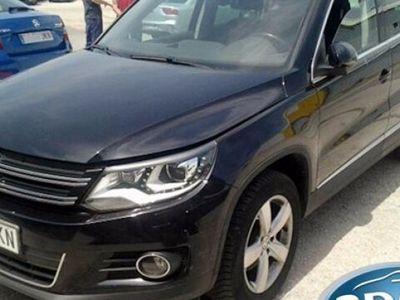usado VW Tiguan 140CV año 2012 84000 KMs
