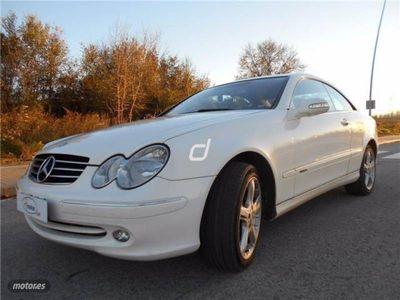 usado Mercedes 170 Clase CLKAUTOMATICO*LIBRO DE REVISIONES*