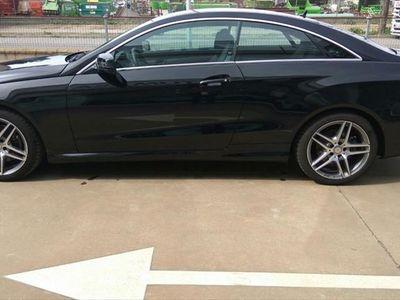 usado Mercedes E350 BlueTEC 9G-Tronic Coupe