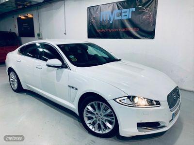 usado Jaguar XF 3.0 V6 Diesel S Portfolio 275 Aut.