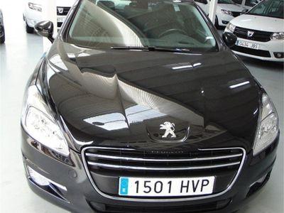 brugt Peugeot 508 Allure 2.0 HDI 160cv Auto.
