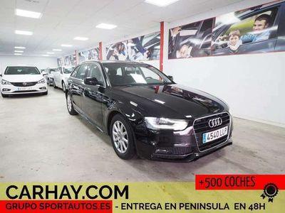 usado Audi A4 AVANT 5P BREAK 2.0 TDI 136 ULTRA BUSINES