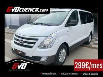 usado Hyundai H-1 Travel 2.5 CRDI 136 CV TECNO 8 PLAZAS