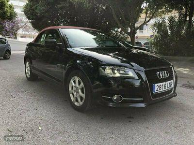 usado Audi A3 Cabriolet 2.0 TDI Ambition