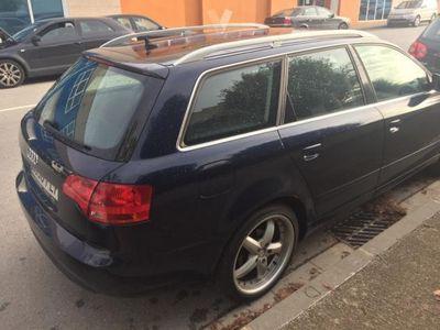 usado Audi A4 Avant 2.0 TDI 140cv DPF -07