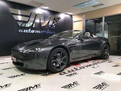 usado Aston Martin Vantage Roadster NACIONAL + LIBRO
