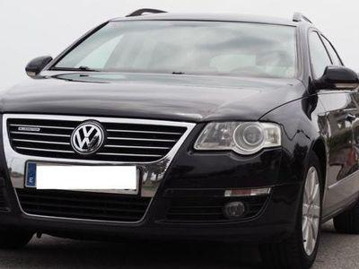 usado VW Passat Variant 1.9TDI BlueMotion