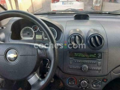usado Chevrolet Aveo 1.2 16v Ls 84 cv en Barcelona