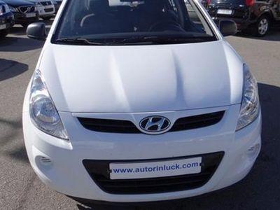 usado Hyundai i20 año 2010 87550 KM