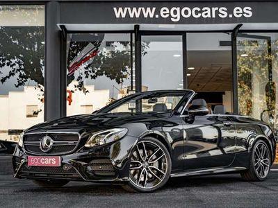 usado Mercedes E53 AMG AMG 4Matic+ Cabrio / Nacional / IVA Dedu