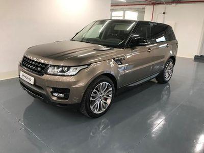 brugt Land Rover Range Rover Sport 4.4SDV8 HSE Dynamic Aut.