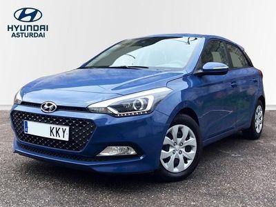 used Hyundai i20 1.2 MPI Klass 62 kW (84 CV)