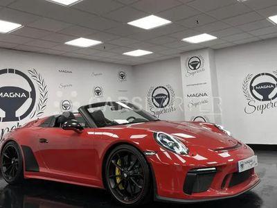 usado Porsche 911 Speedster