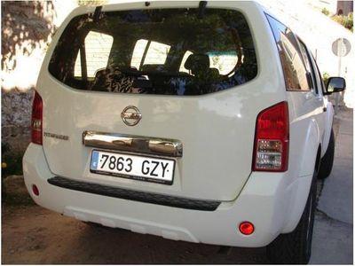 usado Nissan Pathfinder 2.5dCi XE 7pl.